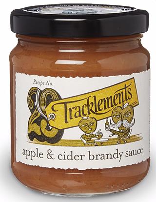 Tracklements Apple & Cider Brandy Sauce