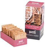 Peter's Yard Pink Peppercorn Crispbread Minis