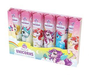 Unicorn Mini Milk Chocolate Bars