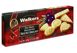 Walkers Assorted Shortbread Double Pack