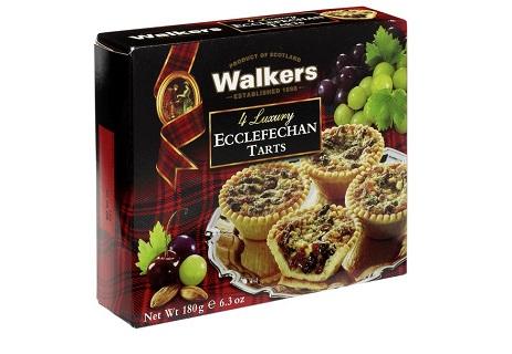 Walkers Luxury Ecclefechan Tarts