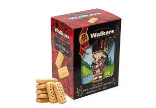 Walkers 3-D Mini Shortbread Fingers