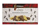 Walkers Chocolate Shortbread Selection