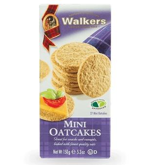 Walkers Mini Oatcakes