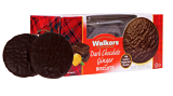 Walkers Dark Chocolate Ginger Biscuits