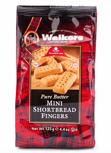 Walkers Mini Shortbread Fingers