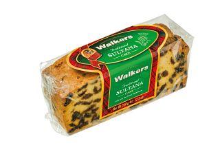 Walkers Sultana Slab Cake