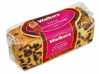 Walkers Sultana & Cherry Slab Cake