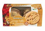 Walkers Crispy Toffee & Chocolate Biscuits