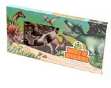 World of Dinosaurs Chocolate Set