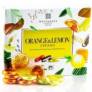 Whitakers Orange & Lemon Creams