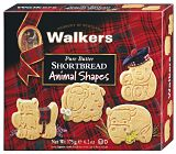 Walkers Shortbread Animal Shapes Box