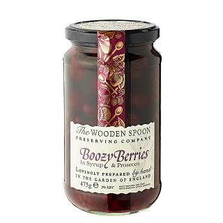 The Wooden Spoon Company Boozy Berries & Prosecco
