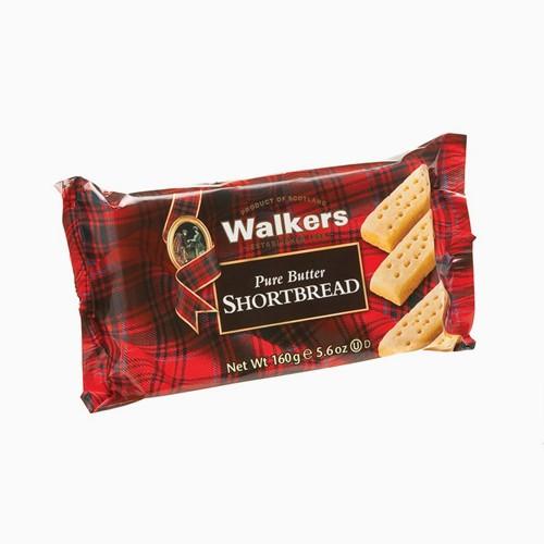 Walkers Pure Butter Shortbread Fingers Double Pack