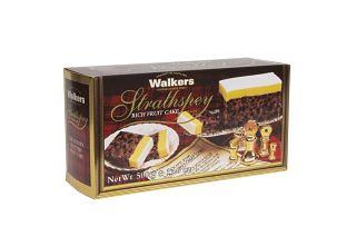 Walkers Strathspey Rich Fruit Cake