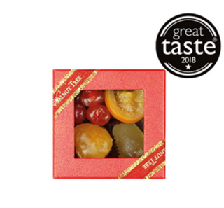 Walnut Tree Small Glace Fruit Box