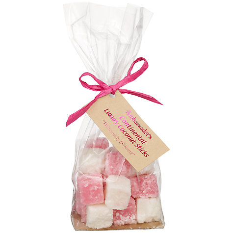 Ambassador of London Pink & White Coconut Ice