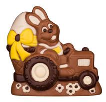 Belfine Easter Bunny Character Chocolate