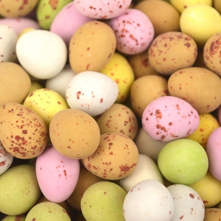 Milk Chocolate Speckled Mini Eggs