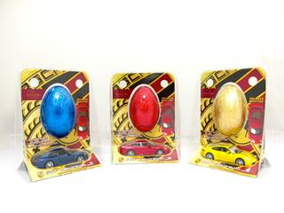Porsche Sports car Easter Egg
