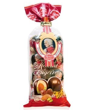 Reber Mozart Kugeln Gift Bag 160g