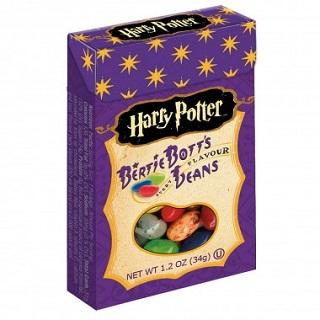 Harry Potter Bertie Bott's Beans Box