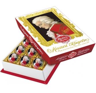 Reber Mozart Kugeln Gift Box 300g