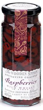 The Wooden Spoon Company Raspberries With Rum