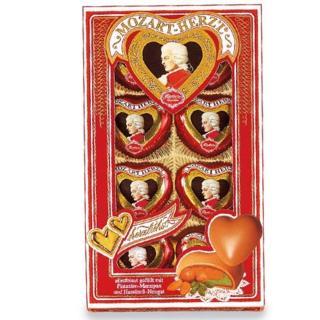 Reber Chocolate Mozart Hearts Gift Box