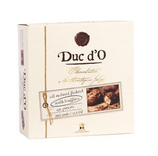 Duc D'o Flaked Milk Truffles