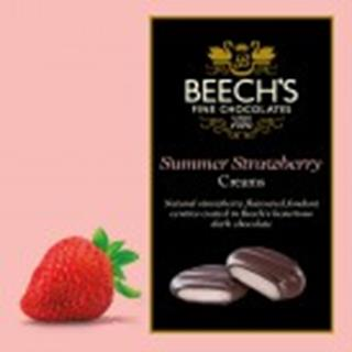 Beech's Strawberry Creams