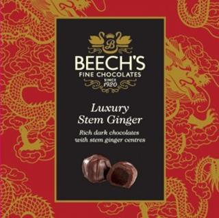 Beech's Dark Chocolate Gingers