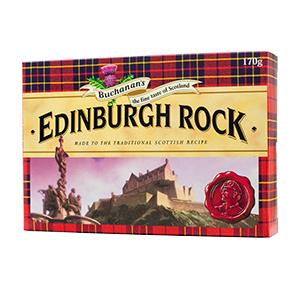 Buchanan's Edinburgh Rock