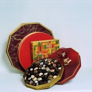 Exquisite Belgian Chocolate Platter