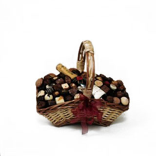 Belgian Chocolate and Champers Hamper