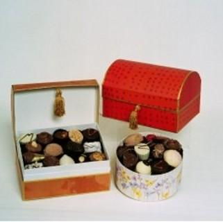 Keepsake Belgian Chocolate Gift Box