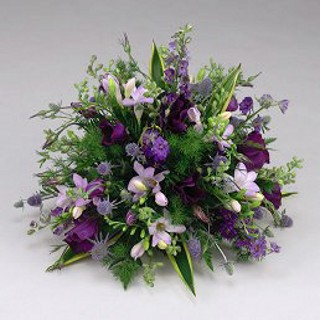 Vibrance Posy Flower Arrangement