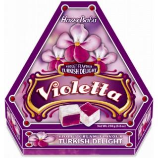 Hazer Baba Violetta Turkish Delight