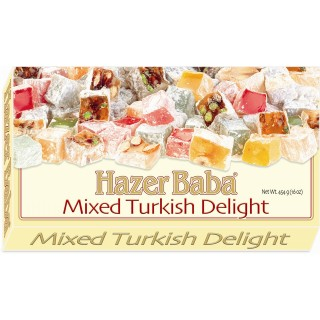Hazer Baba Mixed Turkish Delight