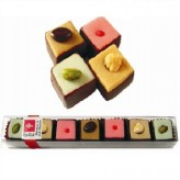 Ko Koa Decorated Flavoured Marzipan