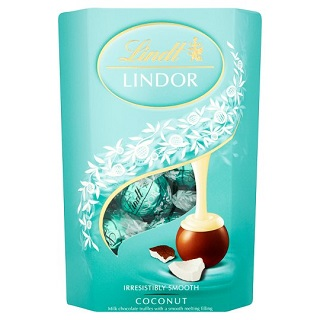 Lindt Coconut Chocolate Lindor