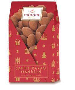 Niederegger Cream Cocoa Almonds