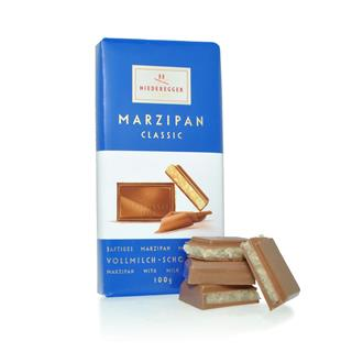 Niederegger Milk Chocolate Marzipan Bar