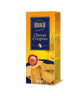 Roka Cheese Crisipies