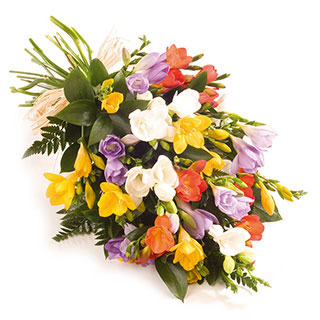 Fragrant Freesia Bouquet