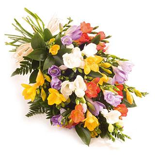 Fragrant Freesia Bouquet