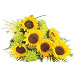 Sunflowers Flower  Arrangement