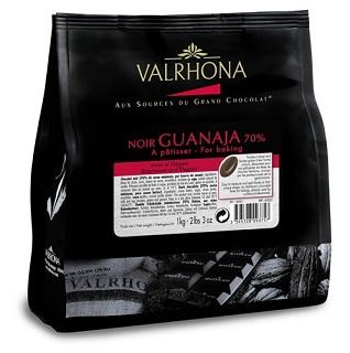 Valrhona Guanaja 70% Kilo bag