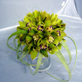 Green Alice Bridal Bouquet