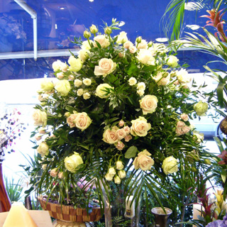 Extravagance Floral Display